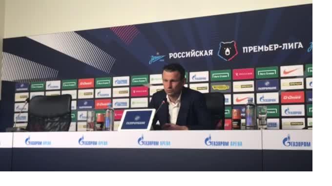 Сергей Семак о матче с ЦСКА: Никто не ноет и делает свою работу