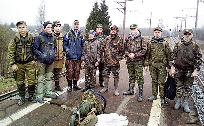 Дороги ведут в Кенигсберг, или что ищут гимназисты в ленинградских лесах