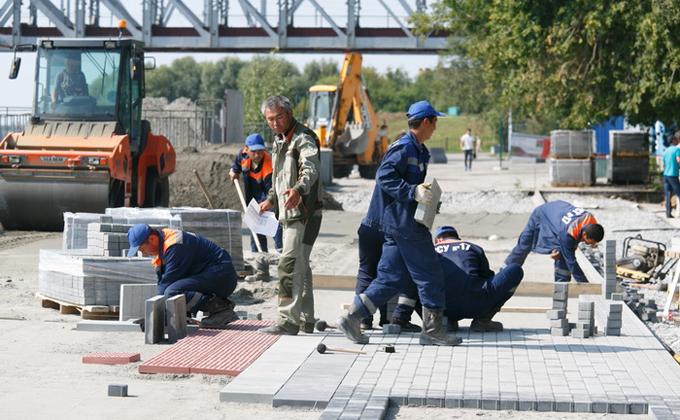 500 гастарбайтеров вынудили покинуть Новосибирскую область