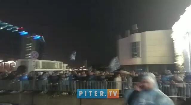Видео: фанаты