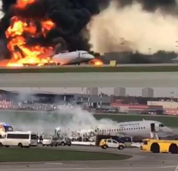 В Пулково из-за трагедии в Шереметьево сели восемь самолетов, летевших в Москву