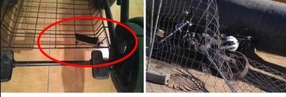 Женщина-байкер попала в реанимацию после столкновения с иномаркой