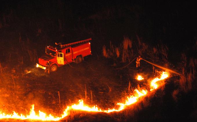 15 новосибирцев пренебрегли противопожарным режимом и были задержаны
