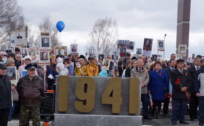 День Победы-2019 в Бердске: салют и программа праздника