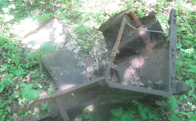 В болотах Новгородской области нашли пропавшего бойца из Тюлеевки