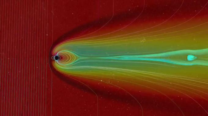 На Земле началась мощнейшая за полтора-два года магнитная буря