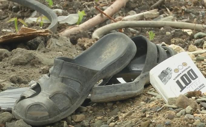 Мусором завалили дачи в Бердске