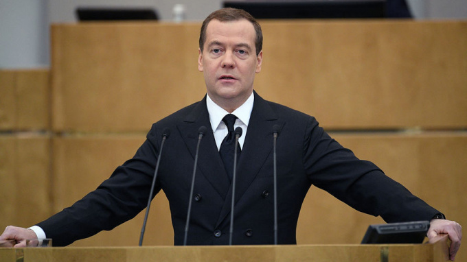 Медведев прокомментировал будущее России и Украины
