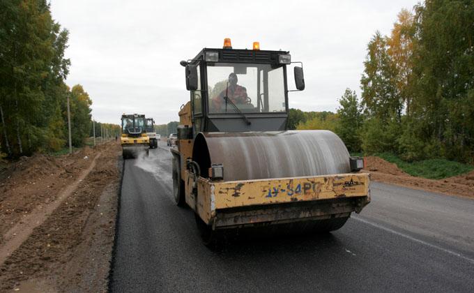 Дороги с щебеночным покрытием отремонтируют в сентябре
