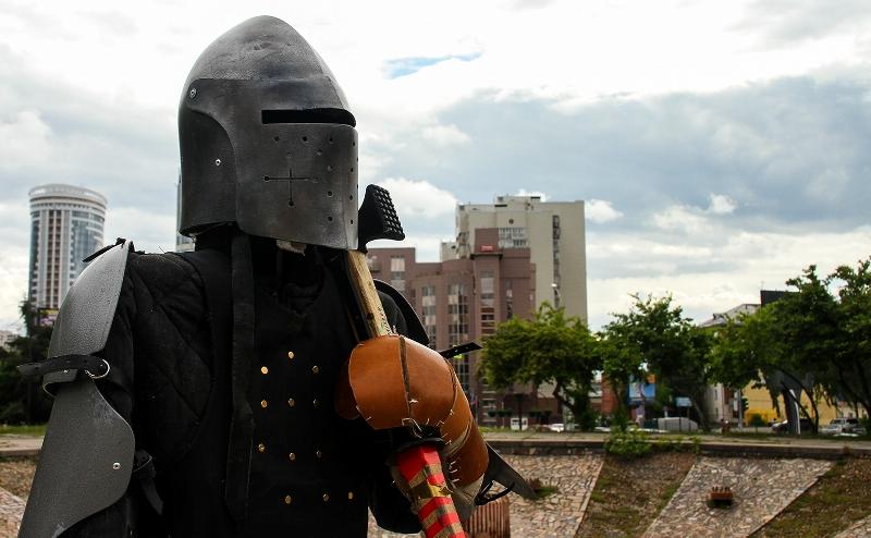 Вороны, гоблины и рыцари: фестиваль ZNAKI-2019 в Новосибирске