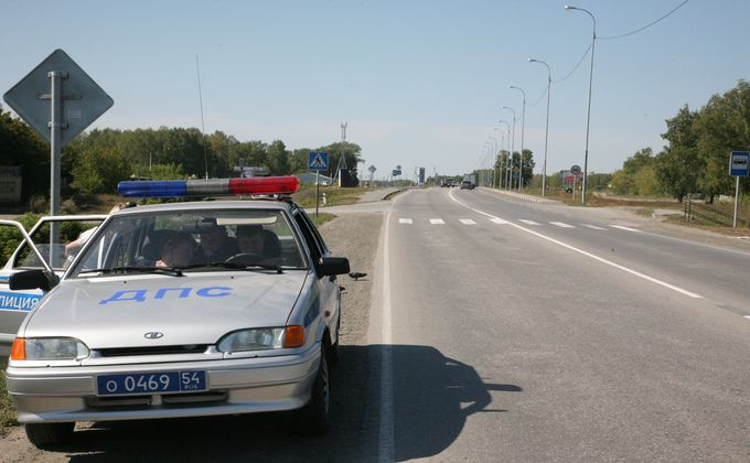 Три человека погибли в аварии в Тогучинском районе