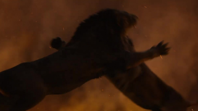Симба сражается со Шрамом в новом тизере