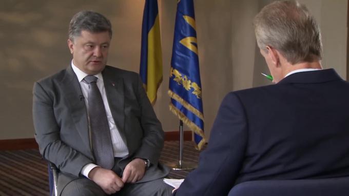Порошенко хочет окончательно порвать связи с Россией